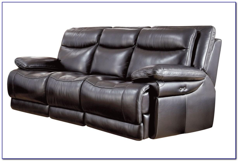 Power Reclining Leather Sofa Canada