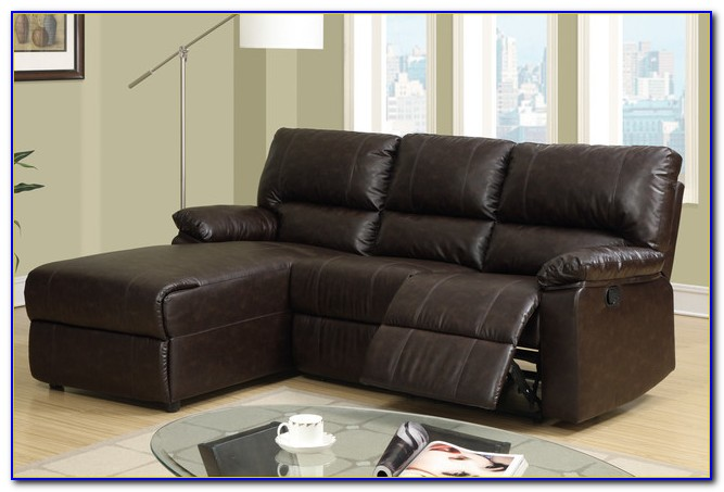 Power Reclining Sofa With Chaise