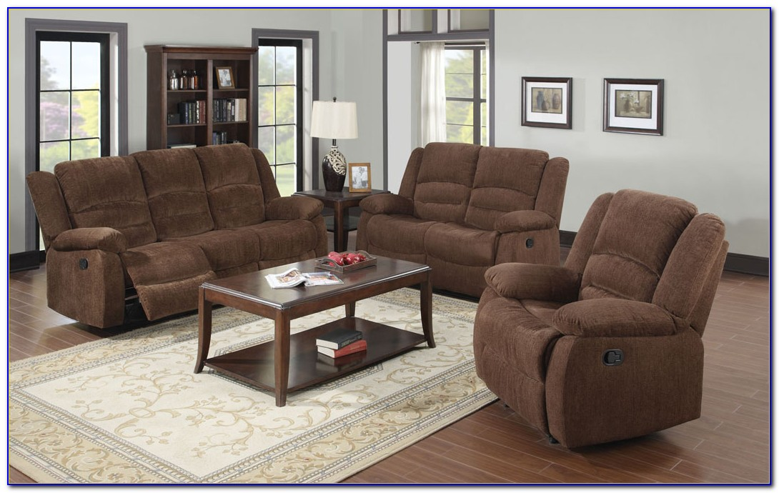 Power Reclining Sofas And Loveseats