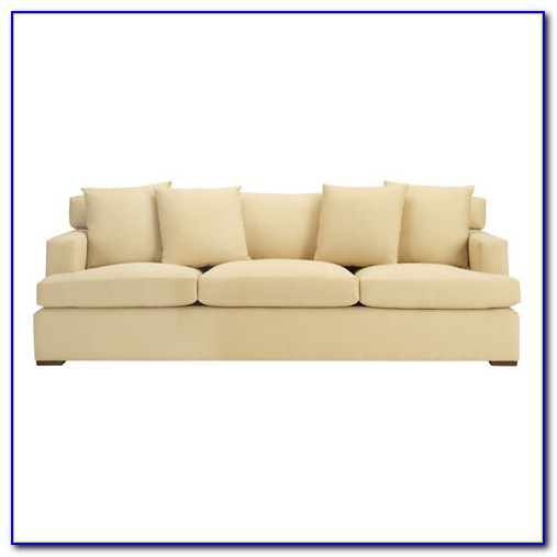 Ralph Lauren Leather Chesterfield Sofa