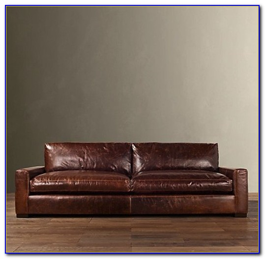 Restoration Hardware Leather Sofa Craigslist
