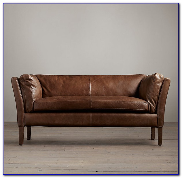 Restoration Hardware Leather Sofa Quality