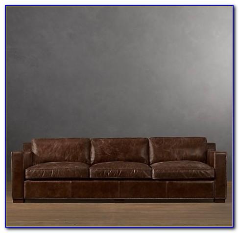 Restoration Hardware Outdoor Sectional Sofa
