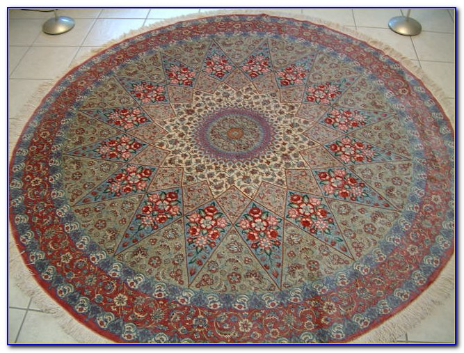 Round Front Entry Rugs