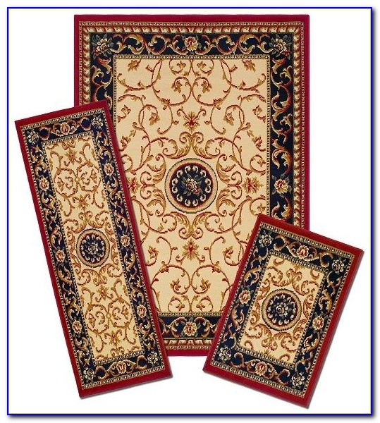 Rug Sets With Runner