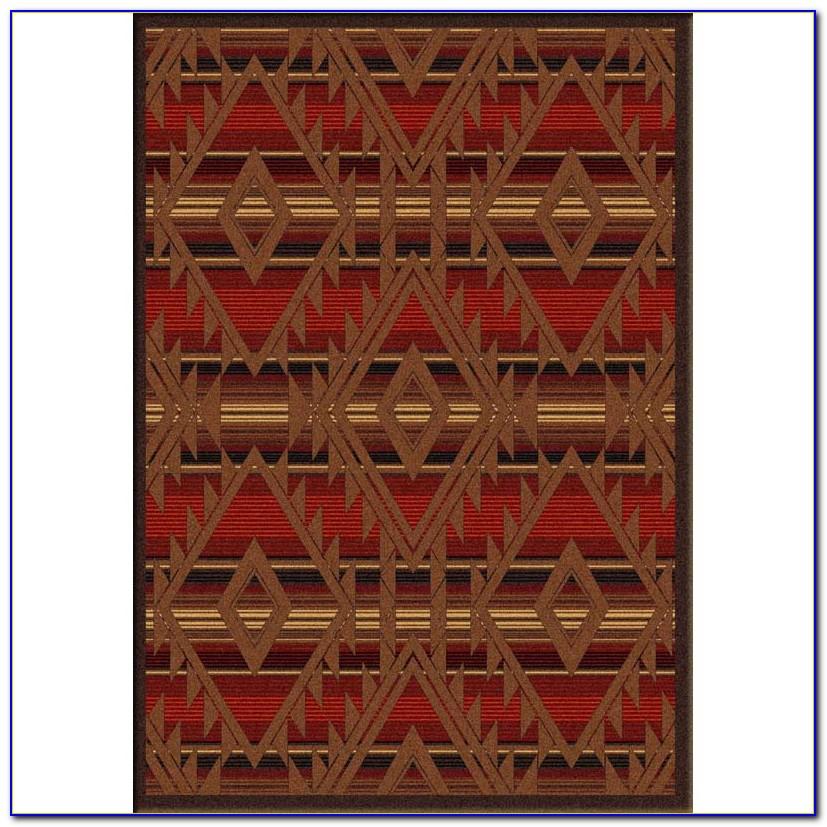 Santa Fe Style Rugs