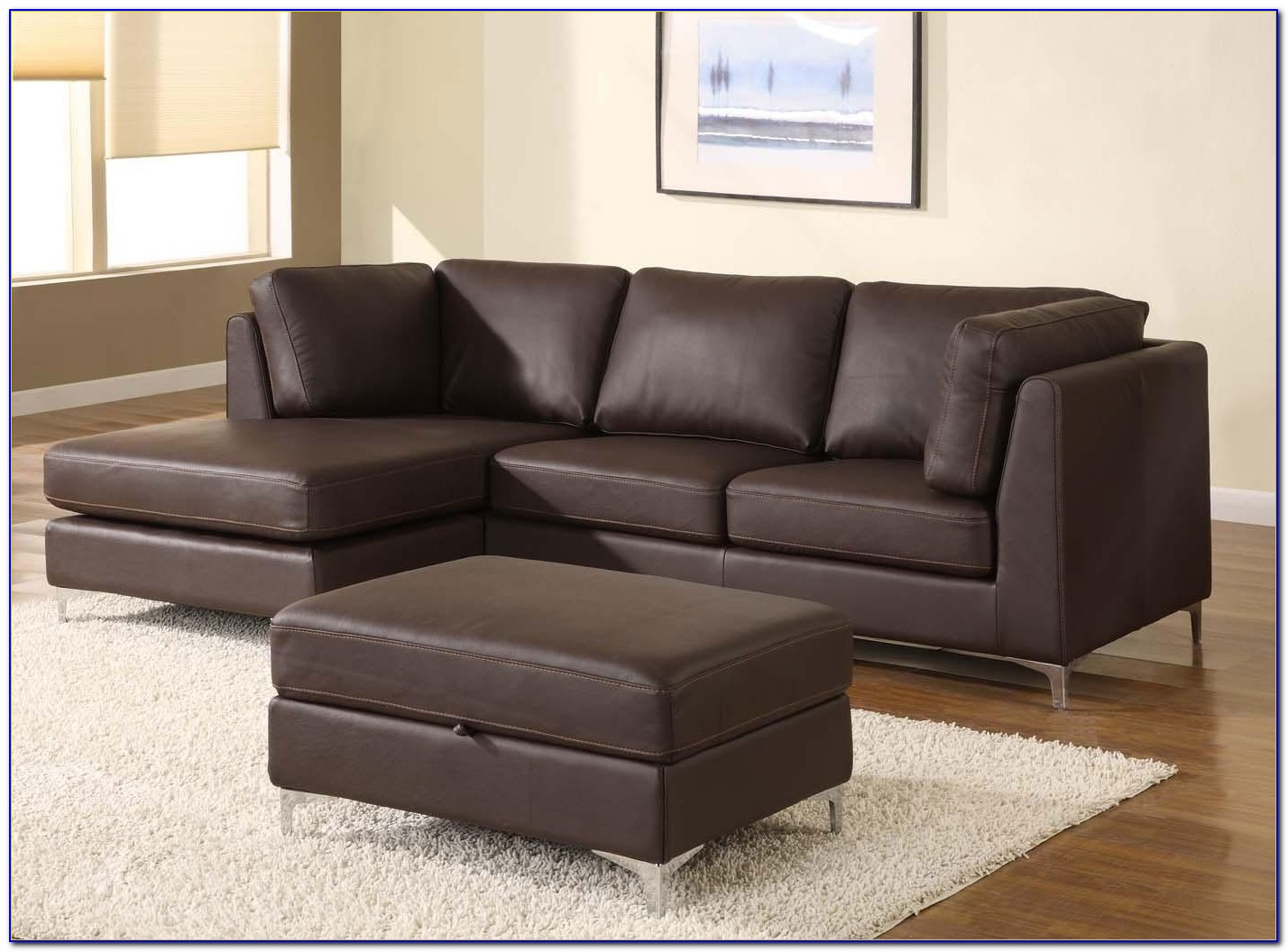 Sectional Couch With Sleeper