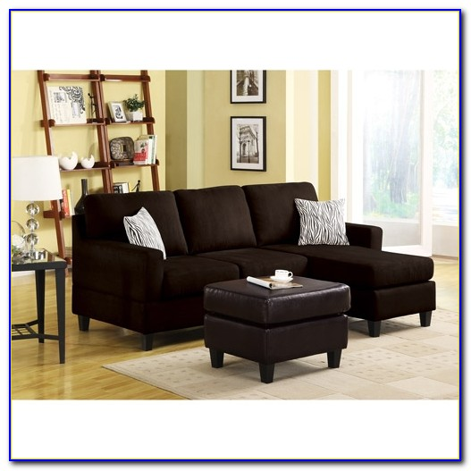 Sectional Sofa Reversible Chaise Living Room Furniture