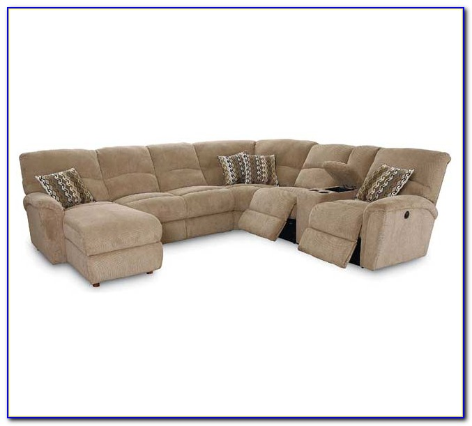 Sectional Sofa With Sleeper Bed And Recliner