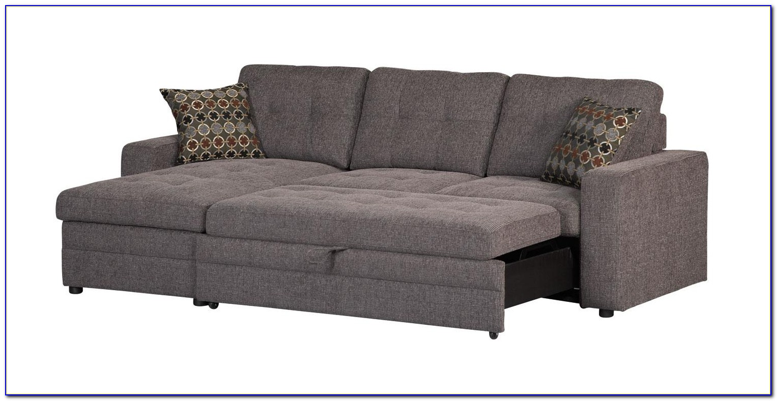Sectional Sofa With Sleeper Small Spaces