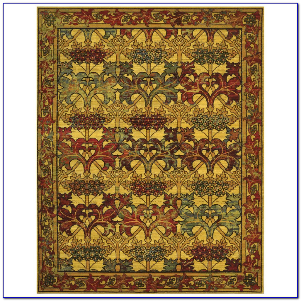 Shaw Mission Style Area Rug
