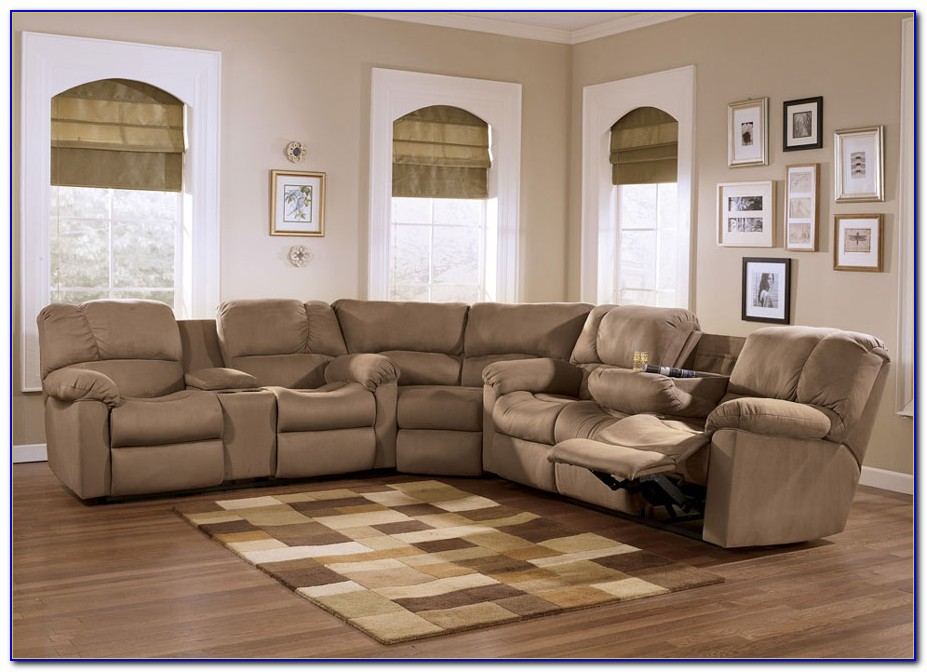 Small L Shaped Sectional Sofa With Recliner