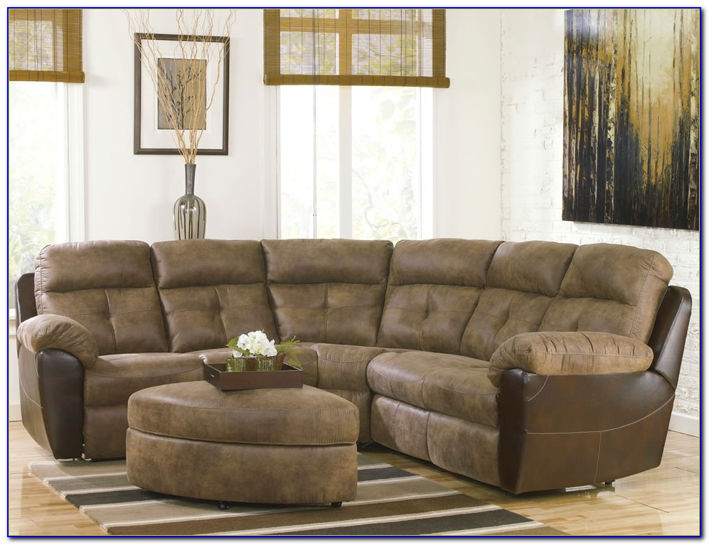 Small Sectional Sofa With Recliner And Chaise