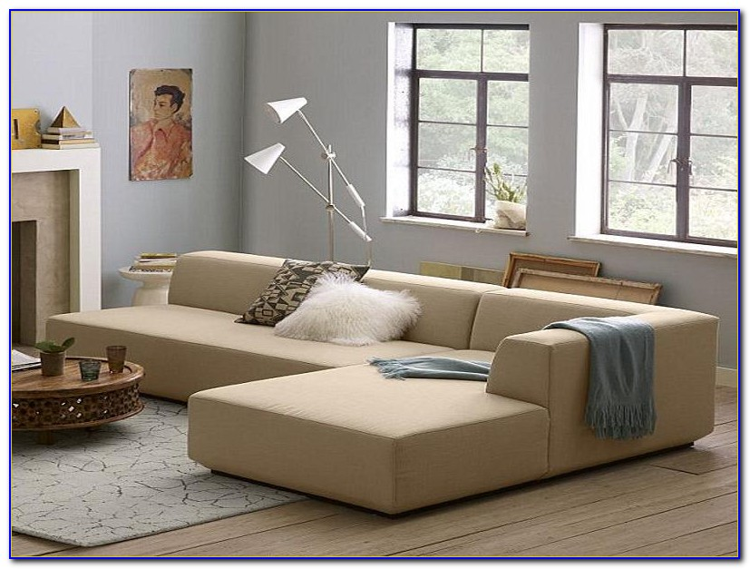Small Sectionals For Small Spaces