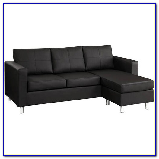 Small Spaces Configurable Sectional Sofa Amazon