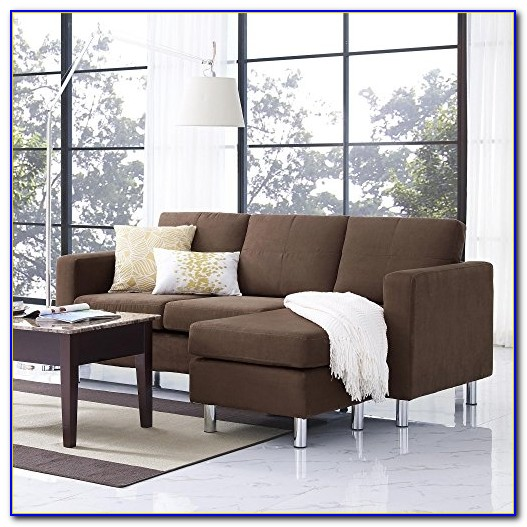 Small Spaces Configurable Sectional Sofa Assembly