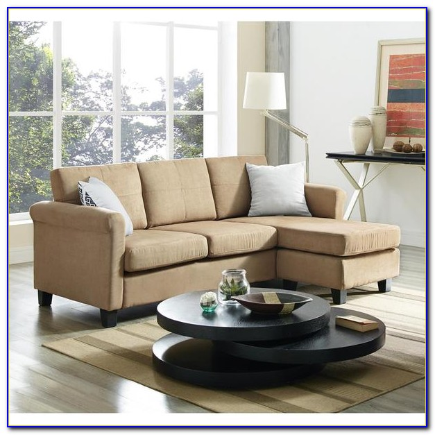 Small Spaces Configurable Sectional Sofa Cushions