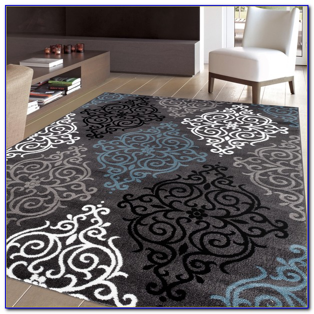 Soft Area Rug For Living Room