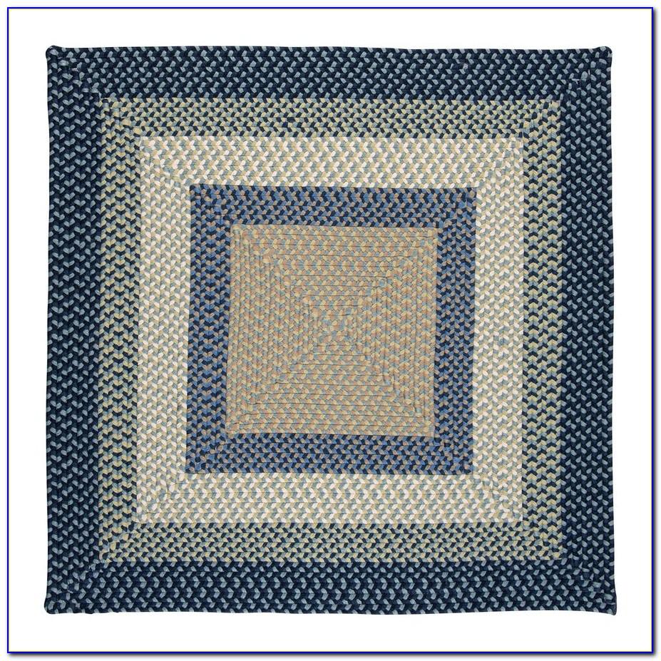 Square Braided Rug Tutorial