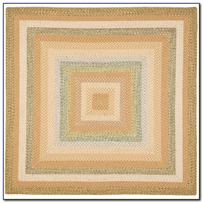 Square Braided Rugs Target