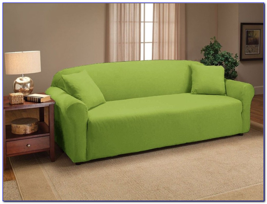Stretch Sofa And Loveseat Slipcovers