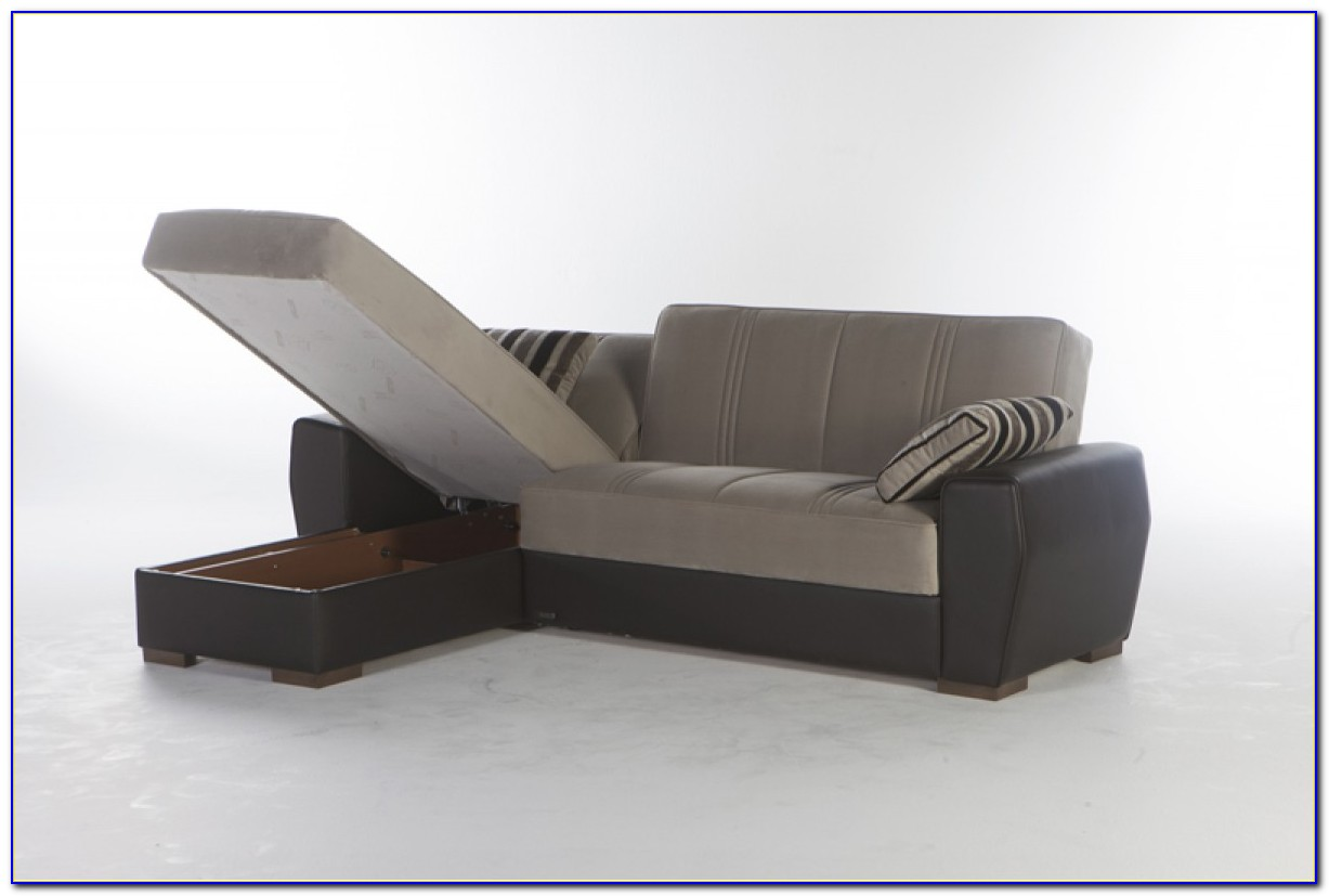 Sutton Convertible Sectional Sofa Bed