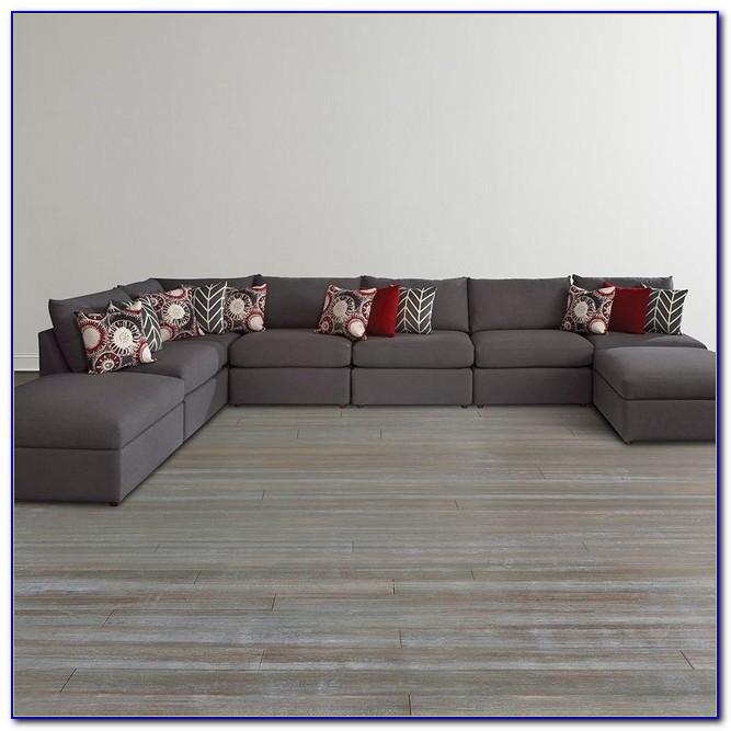 U Shaped Sectional Sofa Restoration Hardware
