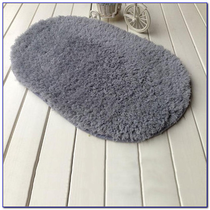 Unique Round Bath Rugs