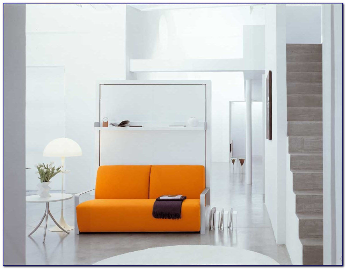 Wall Bed With Sofa Canada