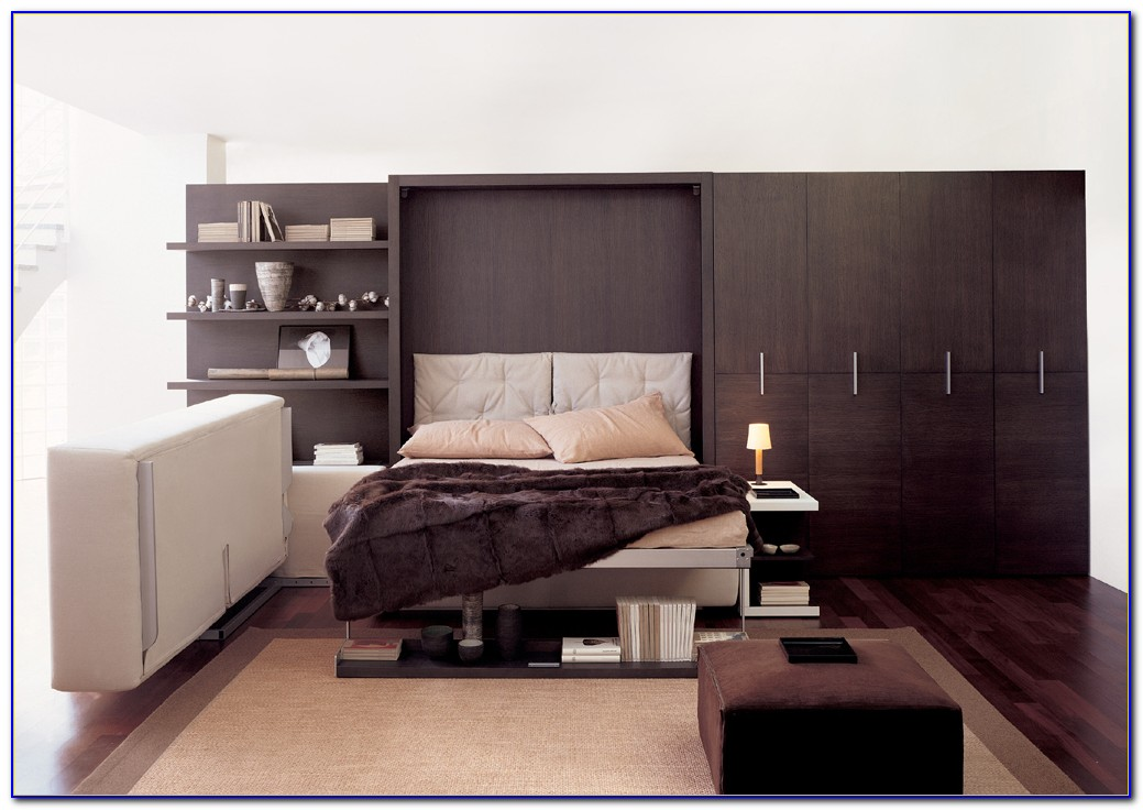 Wall Bed With Sofa India