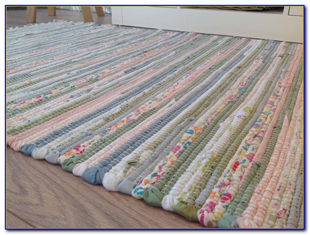 Washable Cotton Rugs 4x6