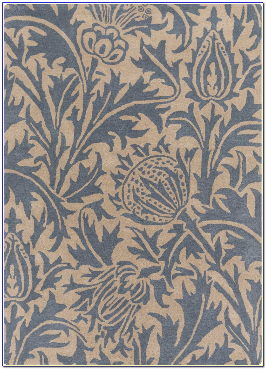 William Morris Rug Designs