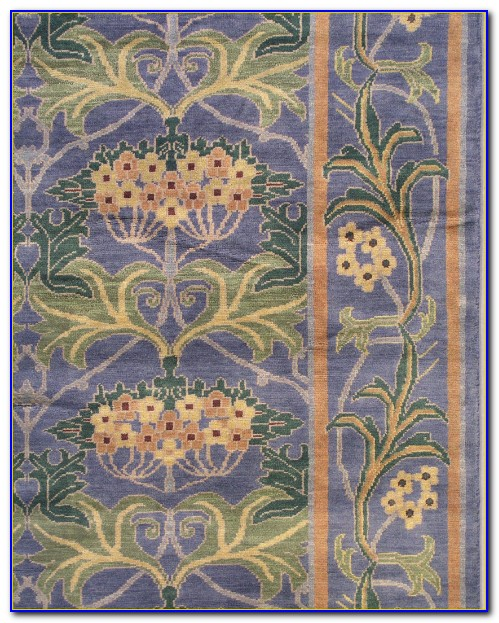William Morris Rug Kits