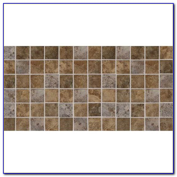American Olean Hexagon Mosaic Tile