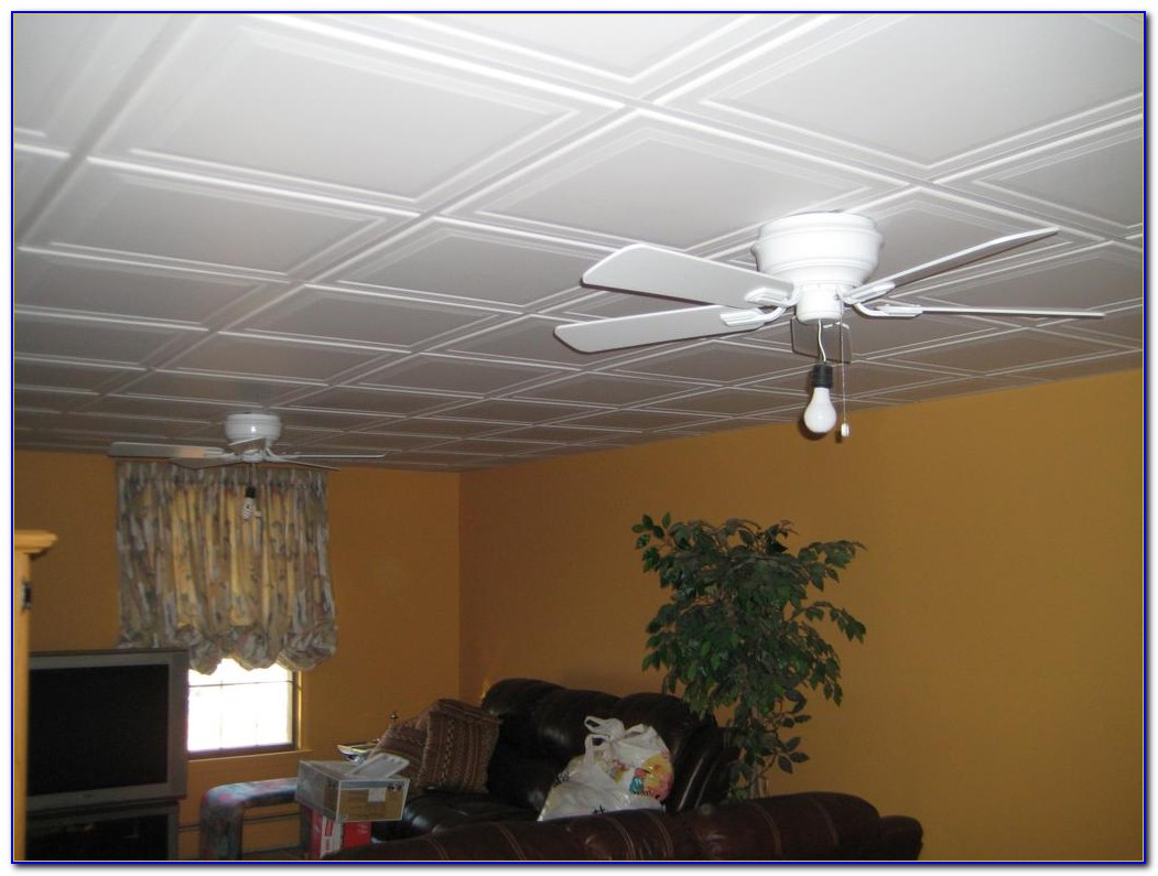 Armstrong 2x2 Drop Ceiling Tiles