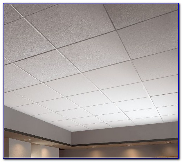Armstrong Black Ceiling Tiles 2x2