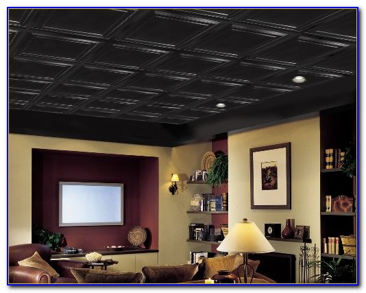 Armstrong Suspended Ceiling Tiles Installation