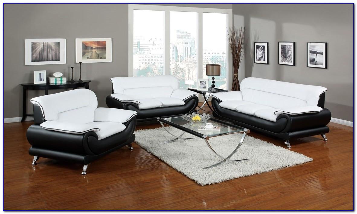 Ashley Furniture White Sofa And Loveseat