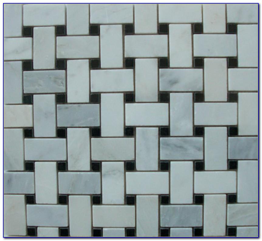 Basketweave Tile Floor Photos