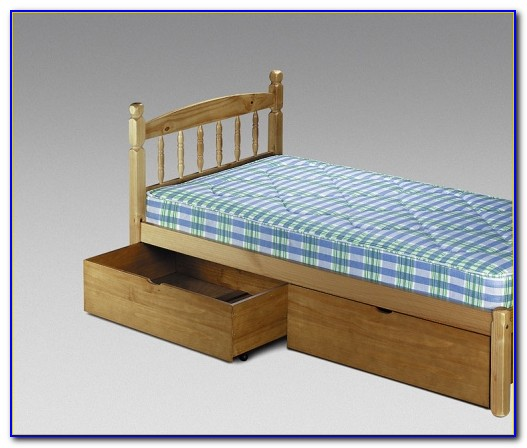 Bedroom Sets With Drawers Under Bed