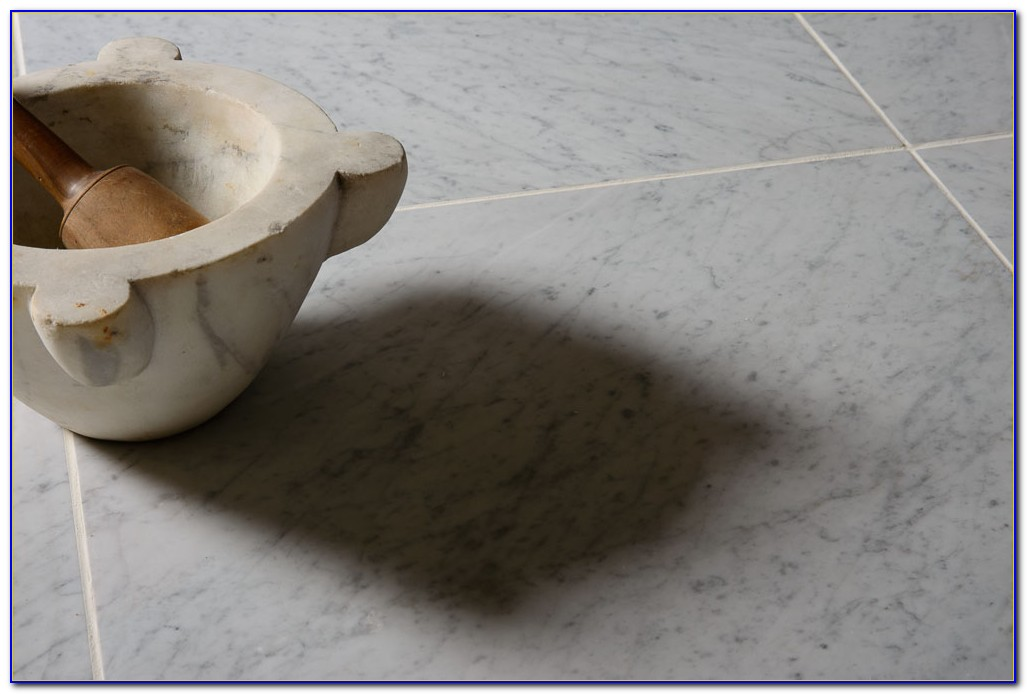 Bianco Carrara Marble Tile 2x4