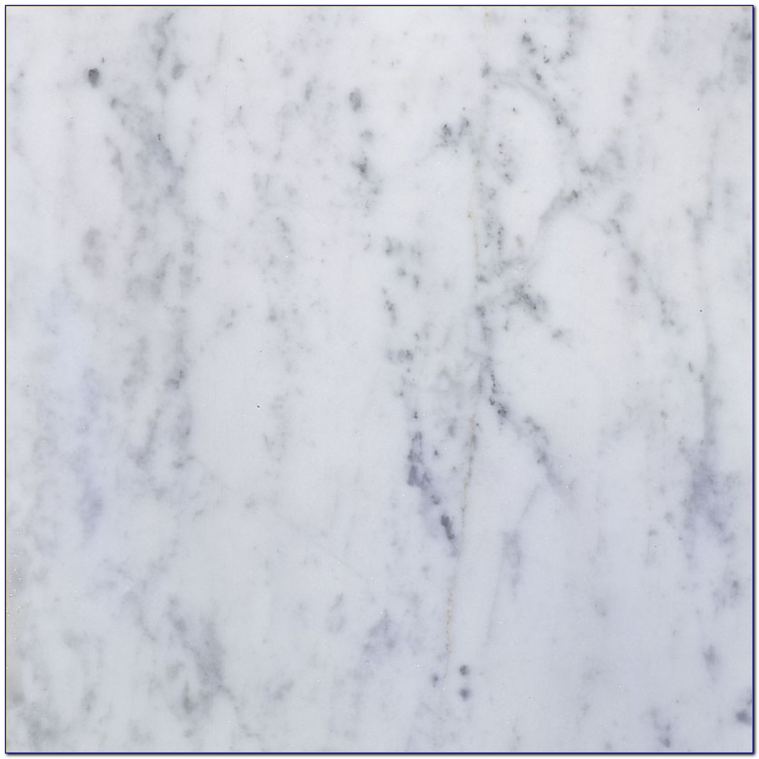 Bianco Carrara Marble Tile Honed