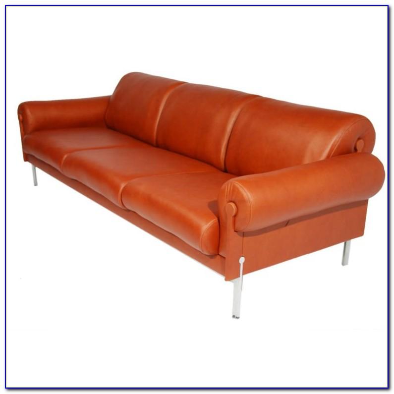 Burnt Orange Leather Furniture