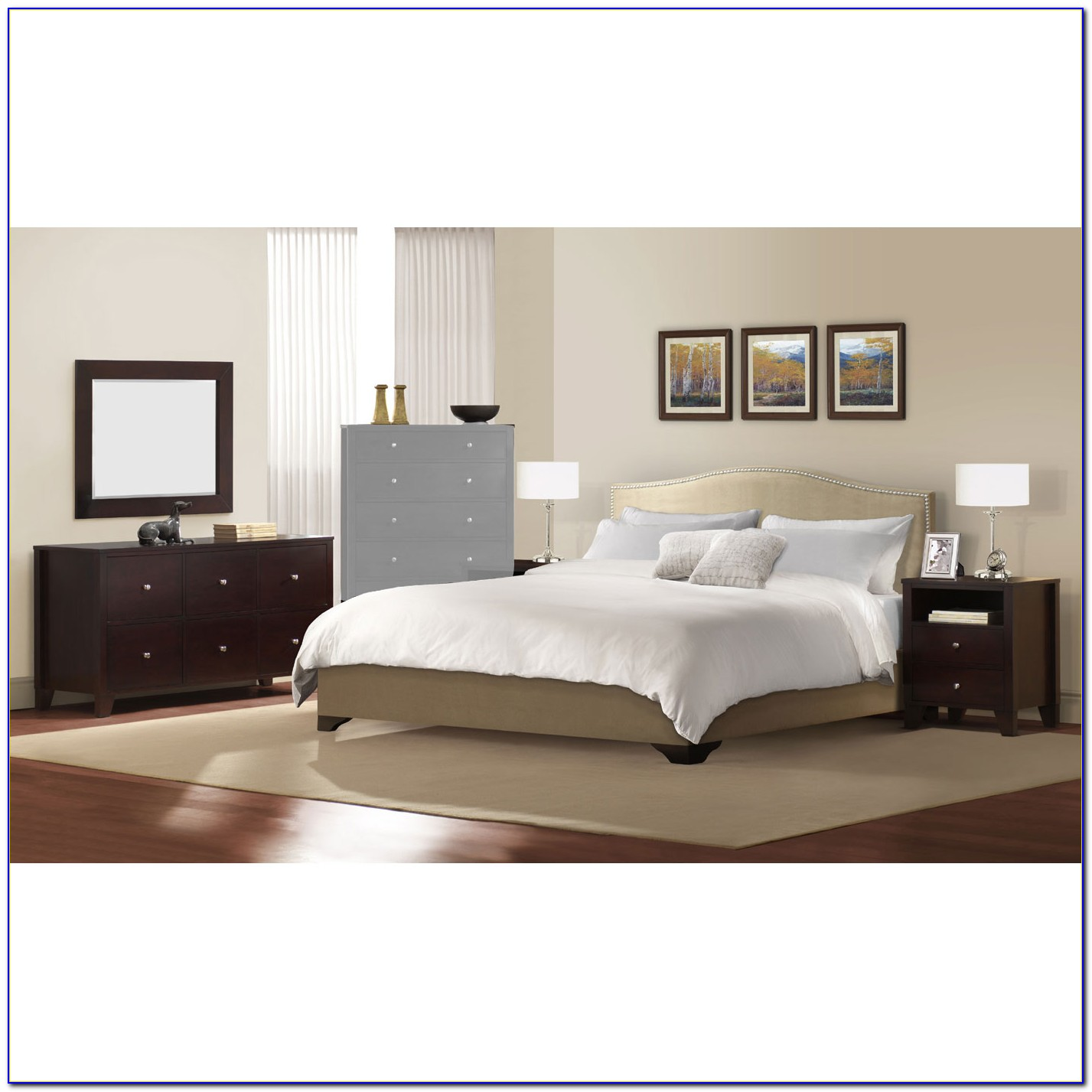 California King Bedroom Sets Ashley