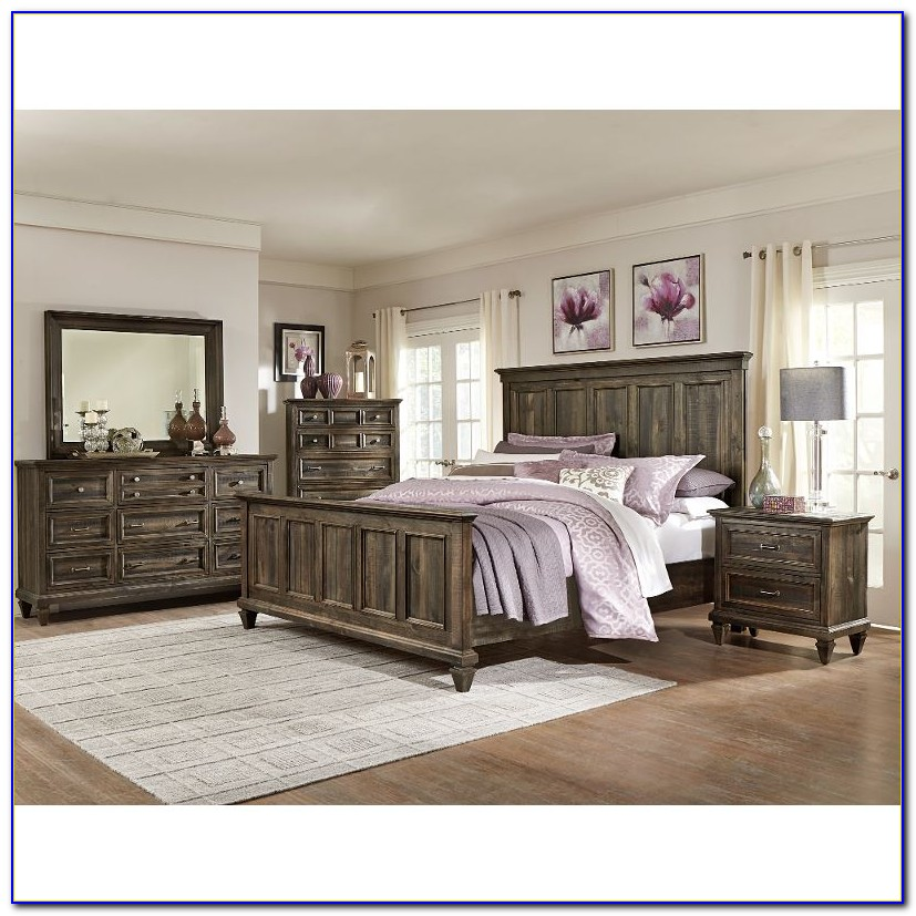 California King Bedroom Sets Closeout