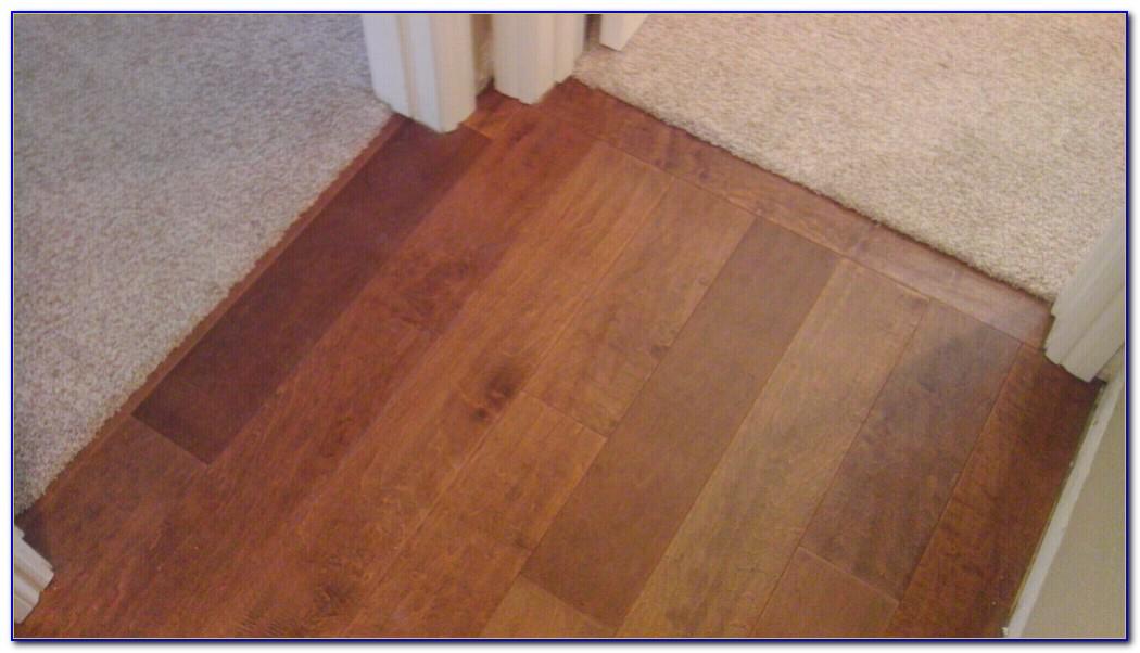 Carpet To Tile Transition Concrete Floor
