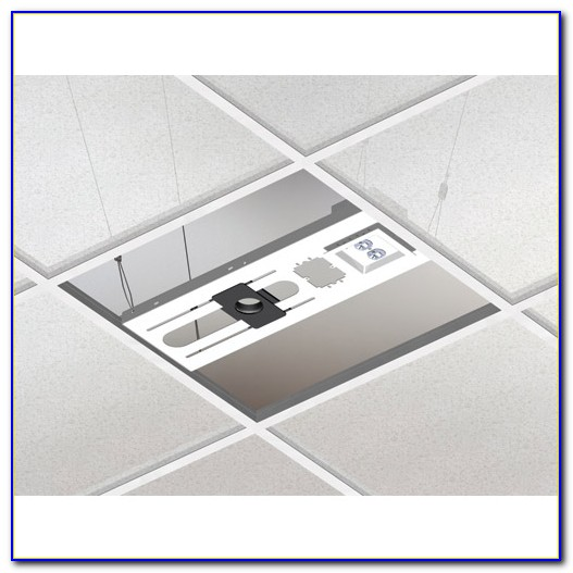 Ceiling Tile Projector Mount Uk