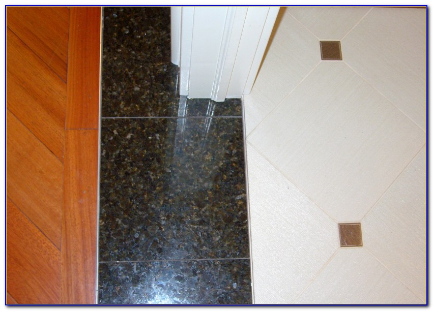 Ceramic Tile To Wood Floor Transition