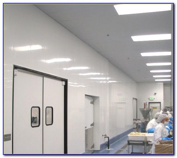 Clean Room Vinyl Ceiling Tiles