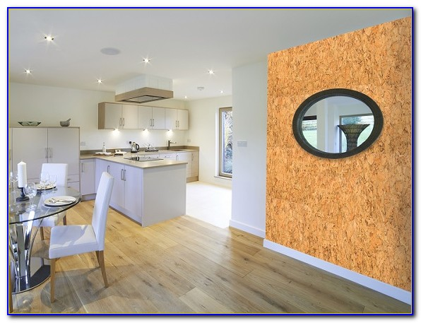 Colored Cork Tiles For Walls